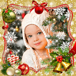 Christmas Photo Frames 2019 🎄 New Year Pic Editor APK icon