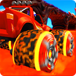 Blaze Power Tires Race Game APK
