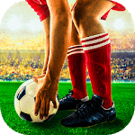 Pro Soccer Leagues 2019 - World Football Stars APK icon