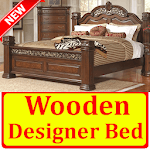 Wooden Designer Bed APK icon