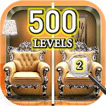 Find the Differences: 500 Levels v2 APK
