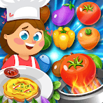 Cooking Sweet - food match 3 puzzle game APK icon