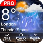 Weather Forecast Pro Daily Live Weather Forecast APK icon