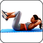 Abs Workout at Home APK icon