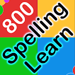 800 Spelling Quiz for spelling learning APK icon