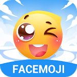 Funny Drop Emoji Sticker APK icon
