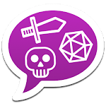 mRPG - Chat with dice rolling APK icon