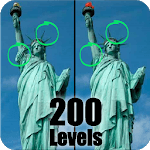 Find the Differences 200 levels free! APK