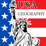 USA Geography - Quiz Game APK icon
