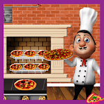 Pizza Factory Delivery: Food Baking Cooking Game APK icon
