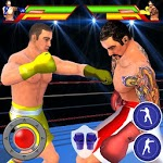 Royal Wrestling Cage: Sumo Fighting Game APK icon