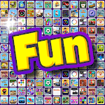 Fun GameBox 3000+ games in App APK icon