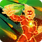 Aliens Transform: Ultimate Alien War Battle APK icon