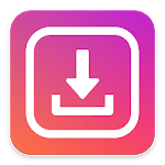 Instant Save - HD photo downloader for Instagram APK icon