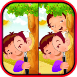 Spot it! Family Fun APK icon