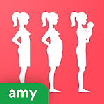 Amy Belly Lapse: Time lapse of pregnancy APK icon