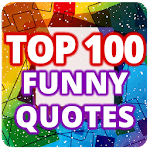 Top 100 Funny Quotes APK