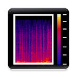 Aspect - Audio Files Spectrogram Analyzer APK icon