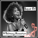 Whitney Houston Songs & Lyrics APK icon
