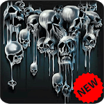 Skull Wallpaper APK icon