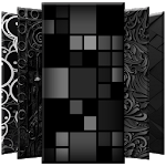 Black Wallpaper APK icon