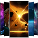 Space Wallpaper APK icon