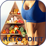 Ketogenic Diet - Low carb recipes for Weight Loss APK icon