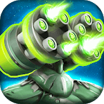Tower Defense: Galaxy V APK icon