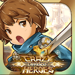 Crazy Defense Heroes: Tower Defense Strategy TD APK icon