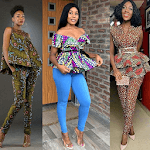 ANKARA CASUAL STYLISH STYLES 2019 APK icon