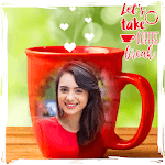 Coffee Mug Photo Frames APK