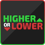 Higher or Lower: The Challenge APK icon