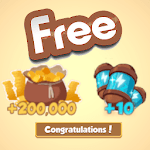 spin and coin daily link for coin master APK icon