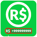 Free Robux for Roblox Calculator APK icon