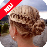 Easy and Beautiful Hairstyles APK icon