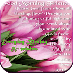Everyday blessing and wishes quotes APK icon
