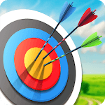 Archery Champ - Bow & Arrow King Archery Games APK icon