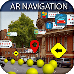 AR Navigation & Nearby GPS, AR Walking Navigation APK