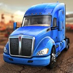 Truck Simulation 19 APK icon