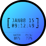 Date Stamp Watch Face APK icon