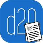 D20 - Dnd 5th Character Sheet APK icon