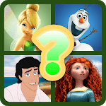 Disney Characters Quiz 2019 APK icon