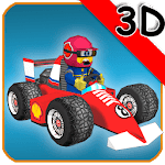 Kids Racing Islands, race for kids APK icon