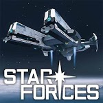 Star Forces: Space shooter APK icon