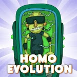 Homo Evolution: Human Origins APK icon