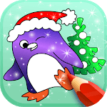 Animated Christmas Coloring Book APK