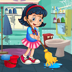 Messy House Cleaning Cleanup APK icon
