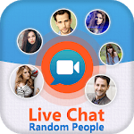 Live Video Chat - Video Chat With Random People APK icon