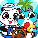 Main Street Pets Big Vacation - Big Pets Holiday! APK icon