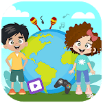 Karim and Jana - Our World APK icon